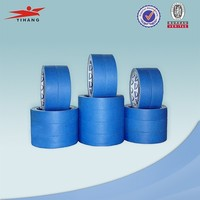 120 mm blue masking adhesive tape manufacturer from China trade insurance supplier