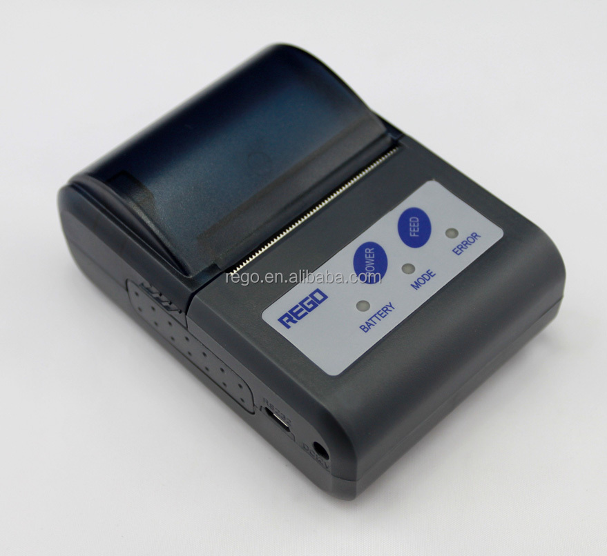 58mm Small Handheld Android Bluetooth Thermal Receipt Printer