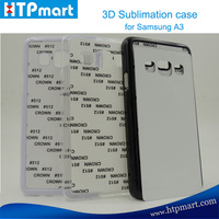 3D blank sublimation phone case smartphone case for samsung e5 e7 a3 5 7