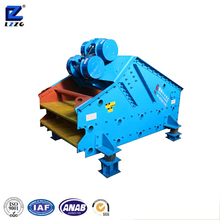 crushed limestone vibrating dewatering screen, high frequency linear dewatering shaker