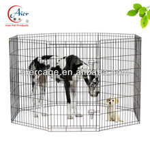 pet product wire folding dog pen
