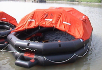 Solas 25 person Approved Inflatable Life Raft