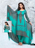 Winter Wear Ladies Suits Salwar Kameez