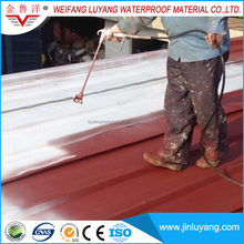 spray applied moisture cured polyurethane waterproof coating