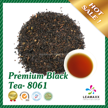 Black Tea 8061 Alibaba Best Tea Sellers Bubble Tea Ingredients
