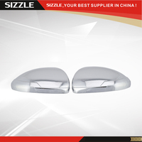 ABS Chrome Car Door Side Mirror Cover For Chevrolet Cruze 2009-2015