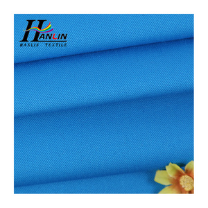 2019 New Hot sale factory uniform 100% cotton twill fabric wholesale with spandex