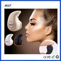 KLT Mini Wireless Bluetooth V4.0 Earphone S530 Sport Headphone Headset Earbud Earpiece With Mic For i6 i7 Mobile Phone Tablet