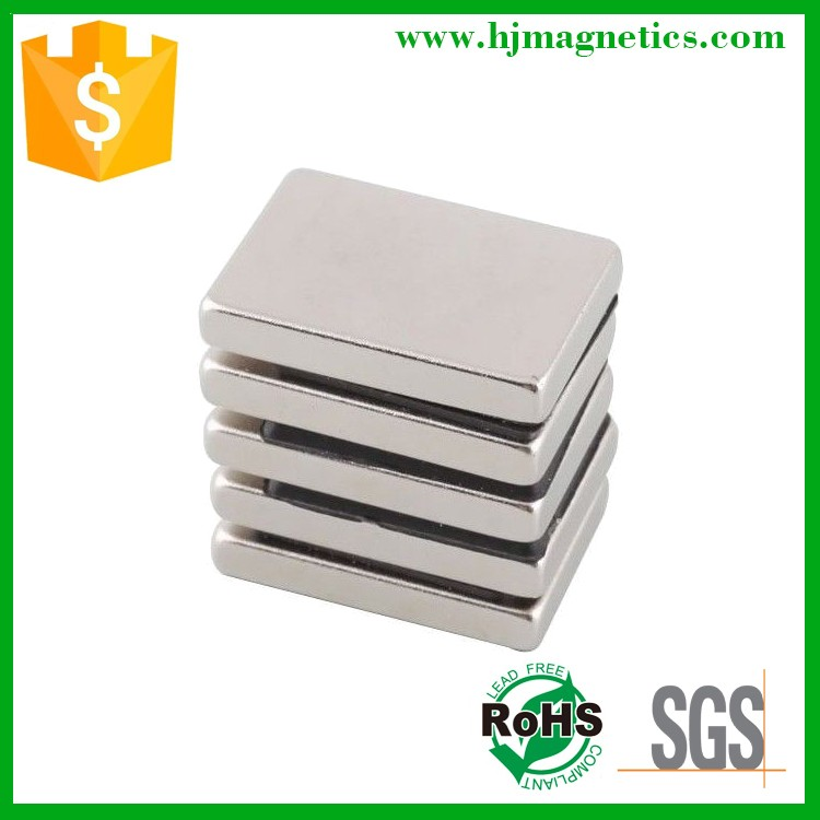 make strong different types of magnetic material magnet