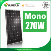 Mono solar panel price 270w 285watts 280wp monocrystalline solar panles for solar power system home