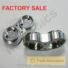 Custom tailor made Aluminium machining Tricycle Parts