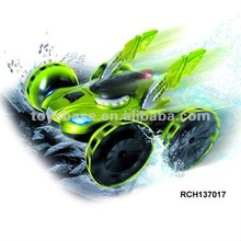 Muti funtion water and land cars rc