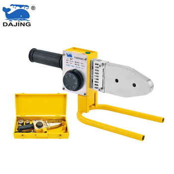 Free sample plastic pipe welding machine