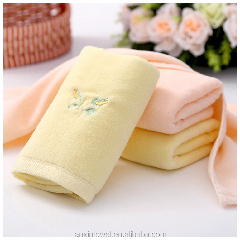 Soft feeling! luxury bath towel face towel cotton terry towel ,organic cotton