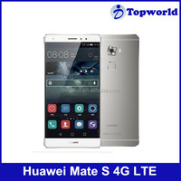In Stock 5.5 inch Dual SIM LTE Huawei Mate S China Smart Phone