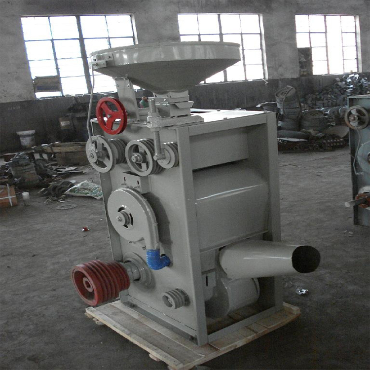Professional supplier combined small rice husking/hulling machine for farm equipment