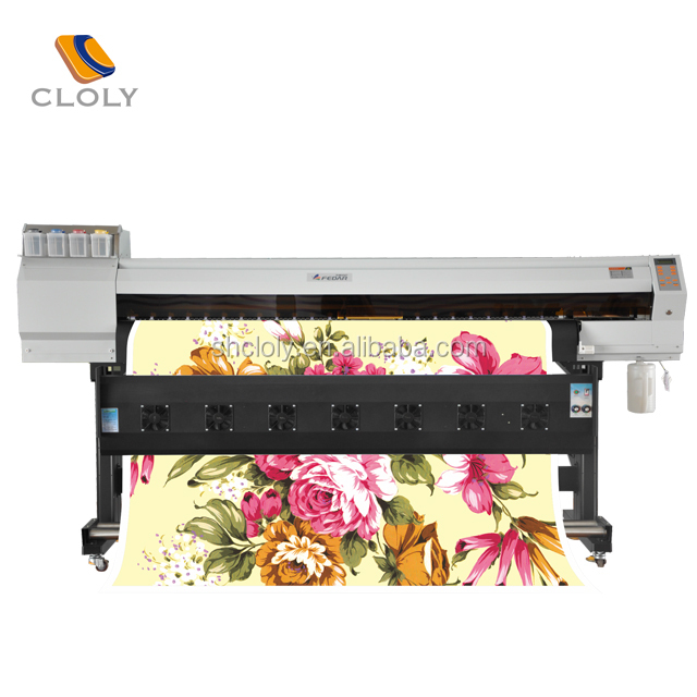 CLOLY-TC1932 1.8m 2yard 5113 sublimation printer for sublimation printing digital printer textile