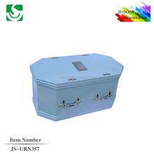 JS-URN357 cheap pet casket