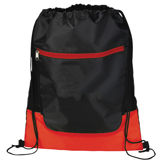 Popular for Germany market sports company gift waterproof drawstring bag