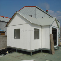 steel frame modular homes/Prefabricated light steel structure mobile homes
