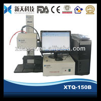 China metal tag making machine