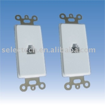 Face Plate&network face plate Wall Faceplates SE-6117027