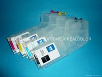 Large format ink cartridge forHP 88 rechargeable ink cartridge for K540/K550/k5300/k5400