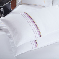 Wholesale Plain Dyed High Quality Pillow Cases