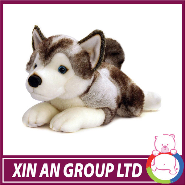 Custom design plush dog toys stuffed animal toys stuffed with sound