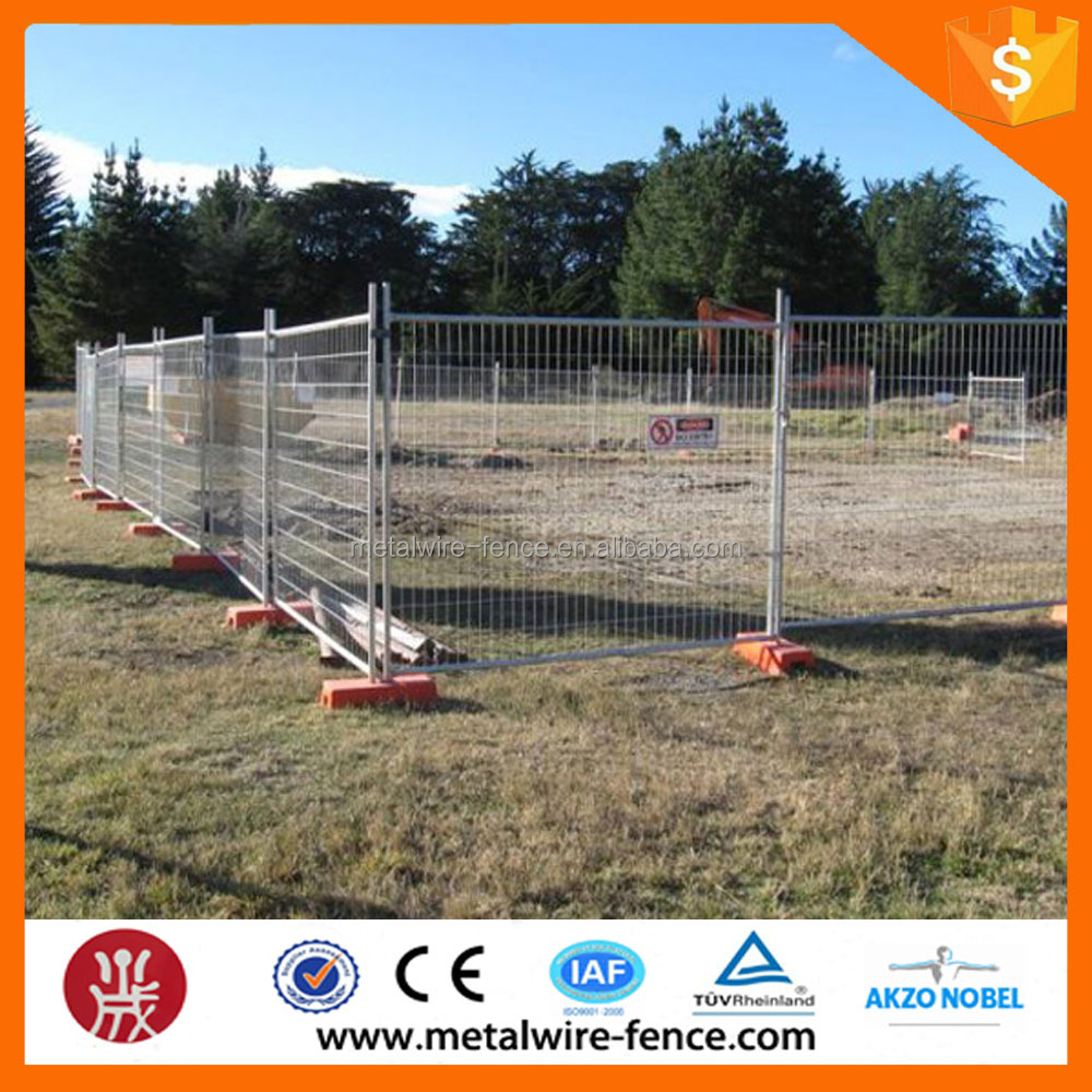 Outdoor Portable Australia Temporary Fence Portable Dog Fence