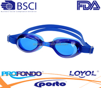 Woman safety swimming glasses with good quality