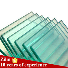 High quality clear safety tempered glass price(3mm 4mm 5mm 6mm 8mm 10mm 12mm 15mm 19mm thick)