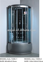 AJL-1006 Luxury enclosed steam shower room
