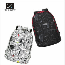 Japan and South Korea bag male high school female college small and pure and fresh wind backpack contracted fashion lovers trave