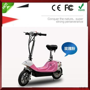 transaxle cheap adult portable 2 wheel electric scooter