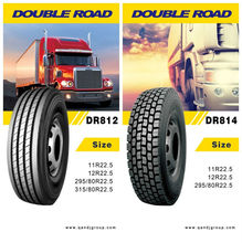 long time used tyres for trucks better pattern for sale 12R22.5