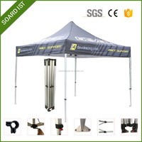 stainless steel folding tent 4x4 pop up canopy for outdoor event