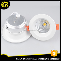 China high power led downlight manufacture supply
