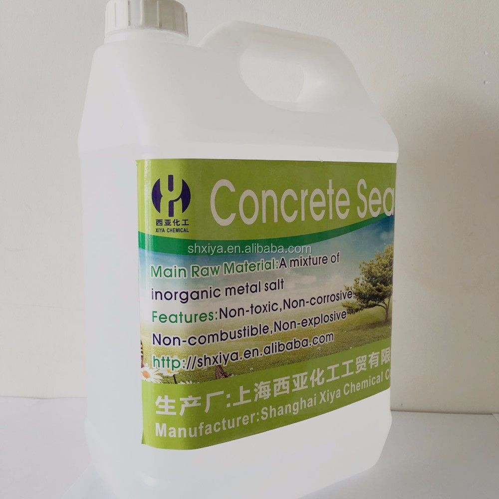 concrete curing sealer