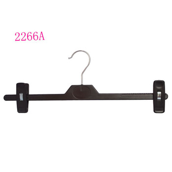 Clothing Pant Skirt Hangers Metal Swivel Hook For Clothing Shop Manufacturers
