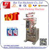 Shanghai 100% factory Automatic sachet shampoo packing machine , paste sauce liquid olive oil packing machine best price