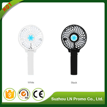 Latest Design Hot Sale Fashion Rechargeable Electric Fan