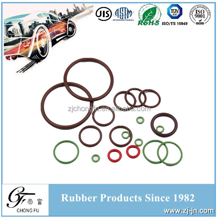 TS16949 Customized Rubber Exhaust Mechanical Seal For Auto