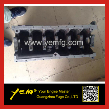 Excavator engine parts 6D95 engine cylinder block 6209-21-1200
