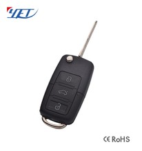 YET J38 Copy Code 433MHZ Remote Control With Key