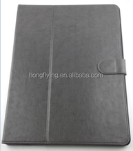 Duralbe PU leather case for iPad Pro BSCI factory