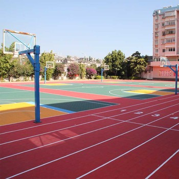 Eco friendly hot sale basketball surface pp sports floor,customized polypropylene sports flooring/indoor basketball court
