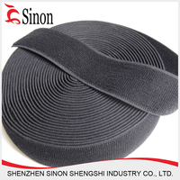 Bags,Garment,Shoes Use and Tape Shape Self stick Nylon hook & loop fastener tape