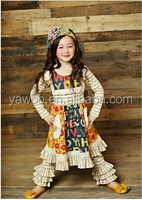 Toddler girls boutique remake clothing sets childrens boutique clothing manufacturer infant and toddler clothing fall and winter