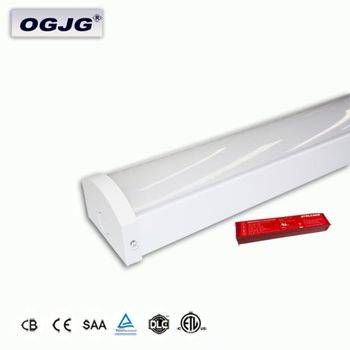 5 Years Warranty Customized Office Building steel housing Flush Mount Ceiling Light Ip44 20w 40W 50W dali dimming Led Lighting